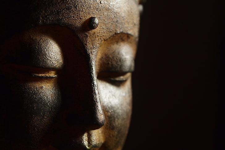 Đức Phật, bức tượng, tôn giáo, biểu tượng