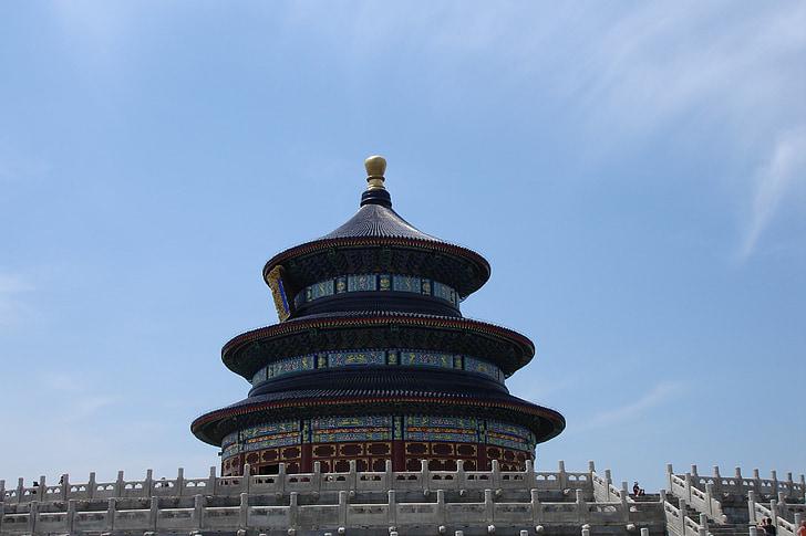 beijing, temple of heaven, china