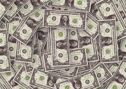 dòlar, moneda, diners, nosaltres-dòlar, moneda, Estàtua de la llibertat, Finances