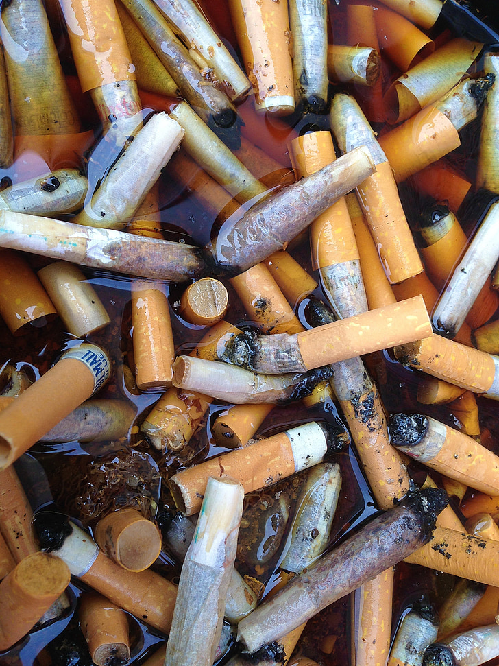 sigaret filter, sigaretten, einde van de sigaret, lekker eten, afhankelijkheid, tabak, plezier