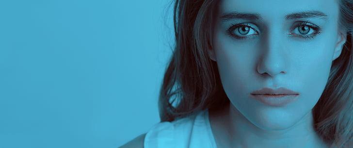 skumji, meitene, meiteni, kas raudāja, skumjas, aktrise, modelis, photoshoot, sievietes