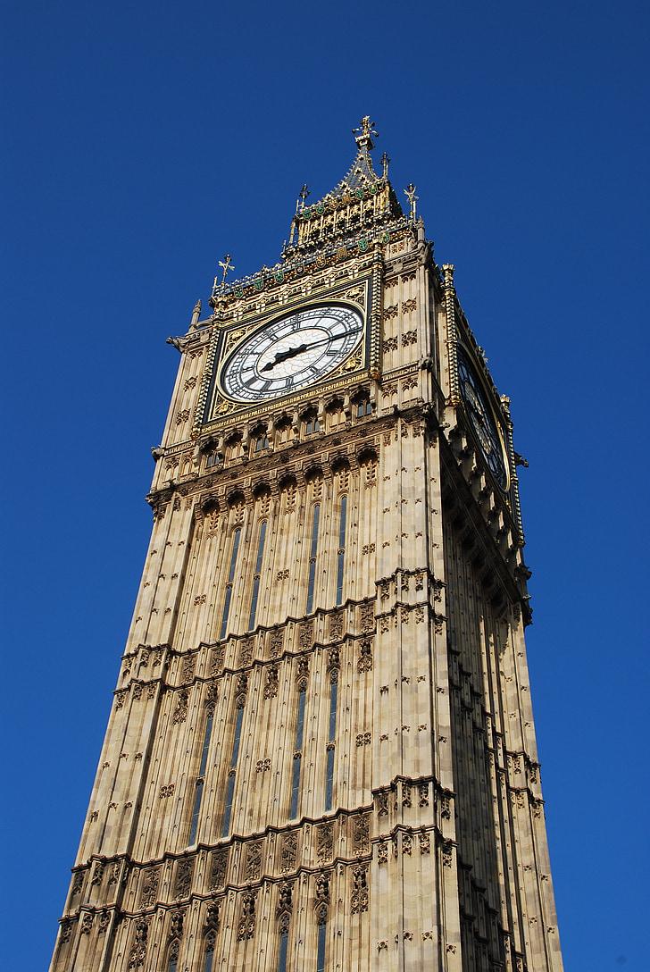 Big ben, Lontoo, Englanti, Tower