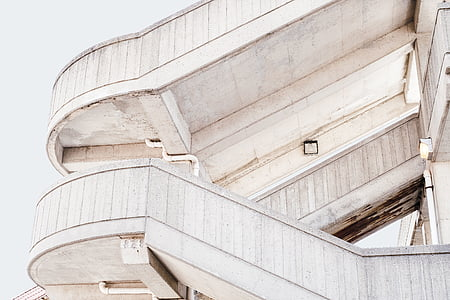 arhitektuur, vana, hoone, struktuur, trepid, arhitektuuri, vana, ehitatud struktuur