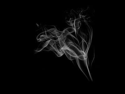 røyk, røykfylt, Steam, Kok, mørke, tåke, mystiske