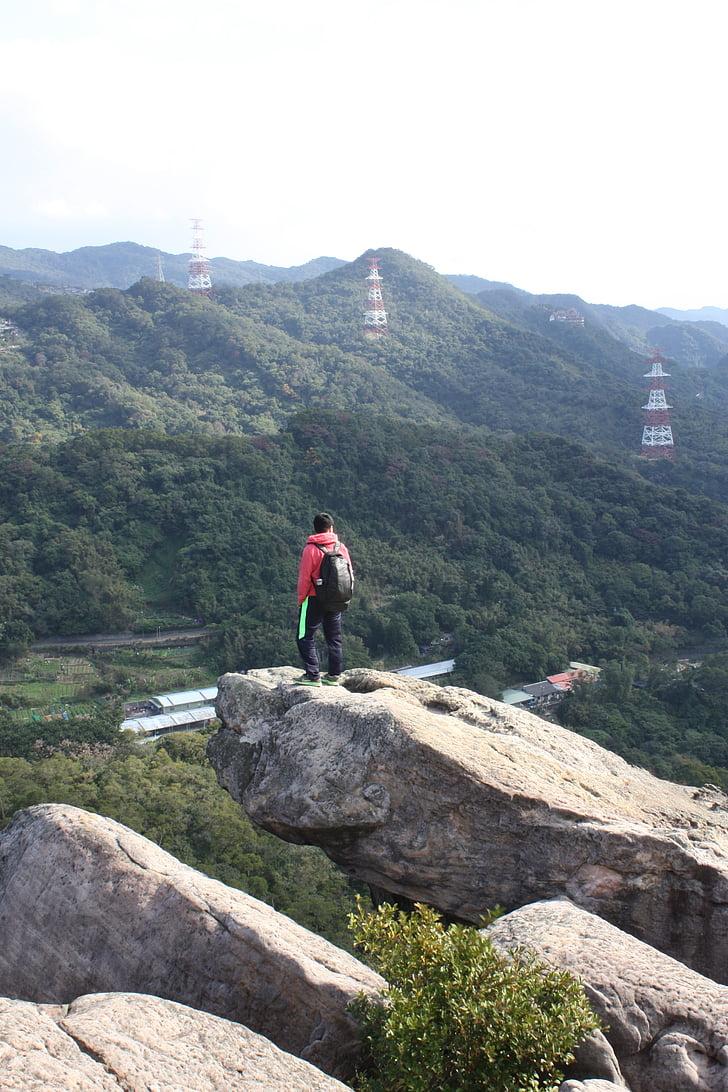 aventura, muntanyes, repte, muntanyenc, Senderisme, moviment de Chandler