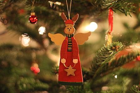 christmas, christmas tree, fir, advent, lichterkette, lighting, tree