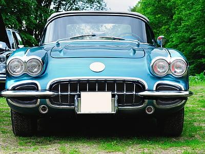 Oldtimer, auto, clàssic, vell, automoció, nostàlgics, cotxe vell