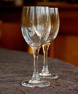copes de vi, degustació, vi, vidre, beguda