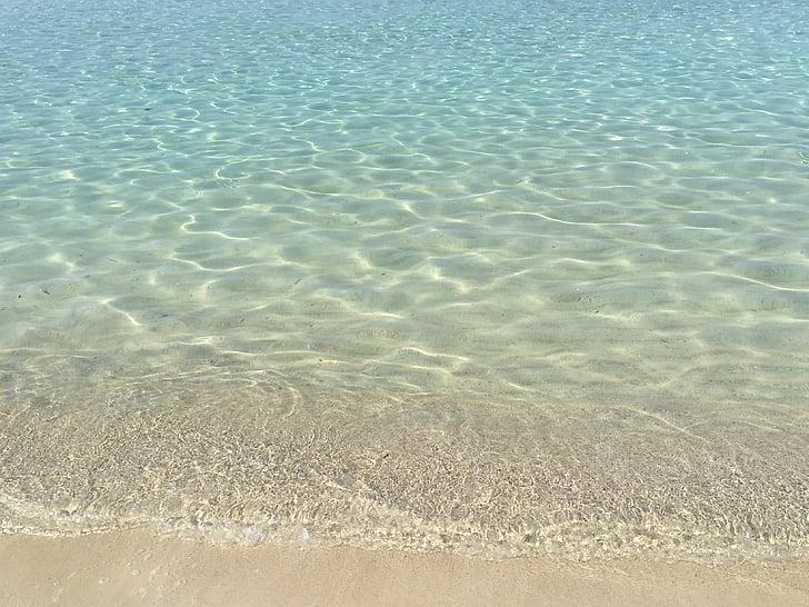 sea, beach, sandy beach, sand, holidays, blue, romance