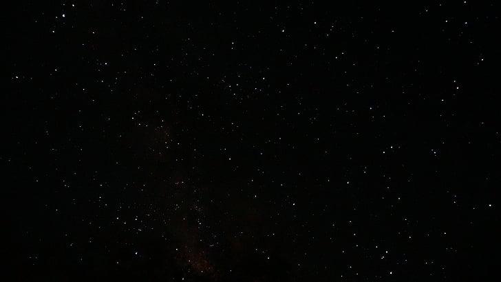 ночное небо, звездное небо, звезда
