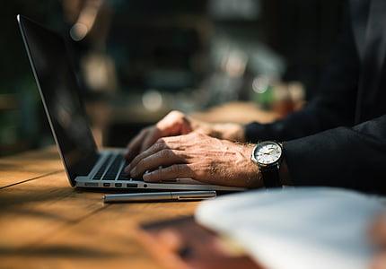 people, man, hand, wrist, watch, time, business