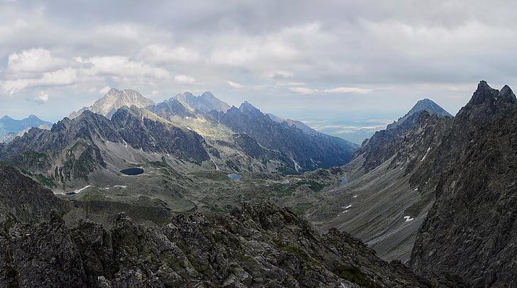 kalns, daba, miera