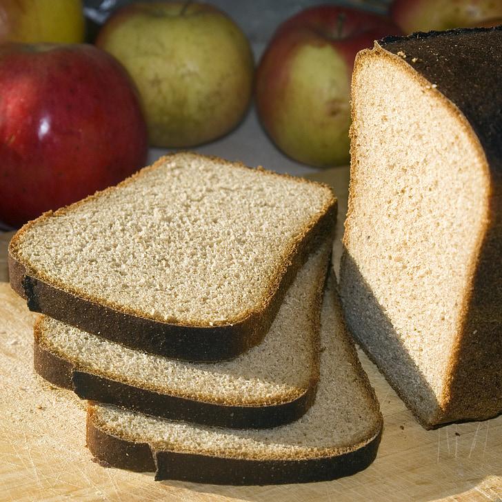 อาหาร, ขนมปัง, อาหารกลางวัน, อาหารเช้า, อร่อย, เบเกอรี่, บ้าน
