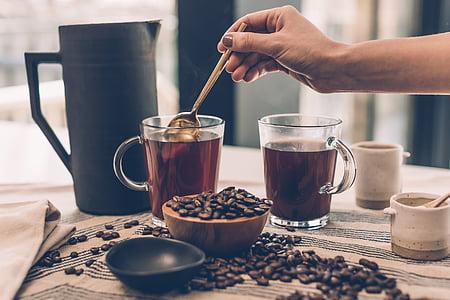 zapach, fasola, napoje, Czarna kawa, Kawiarnia, Kofeina, cappuccino