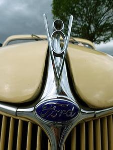 auto, automoció, cotxe, Oldtimer, clàssic, vell, cotxe vell