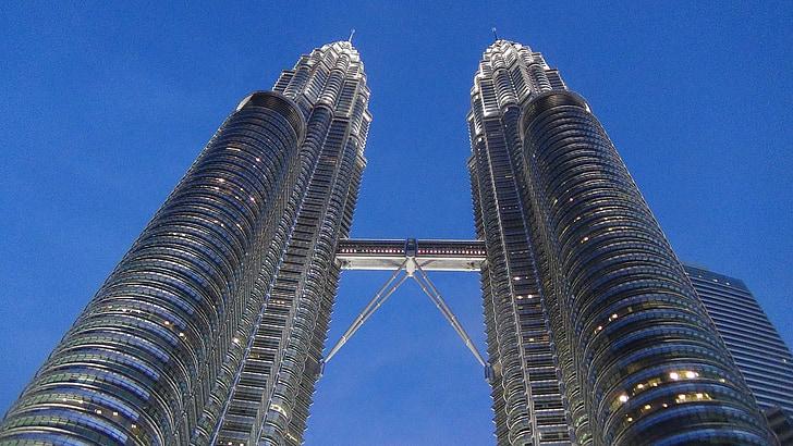 building, towers, malaysia