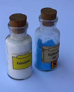 化学, 研究室, 毒性, ガラス, 銅硫酸塩, 実験, 教育