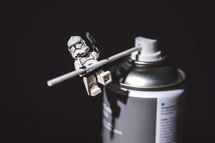 star wars, trooper furtuna, LEGO, jucărie, juca, spray, design