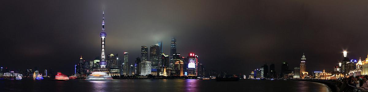 china, shanghai, city, travel, landmark, cityscape, architecture