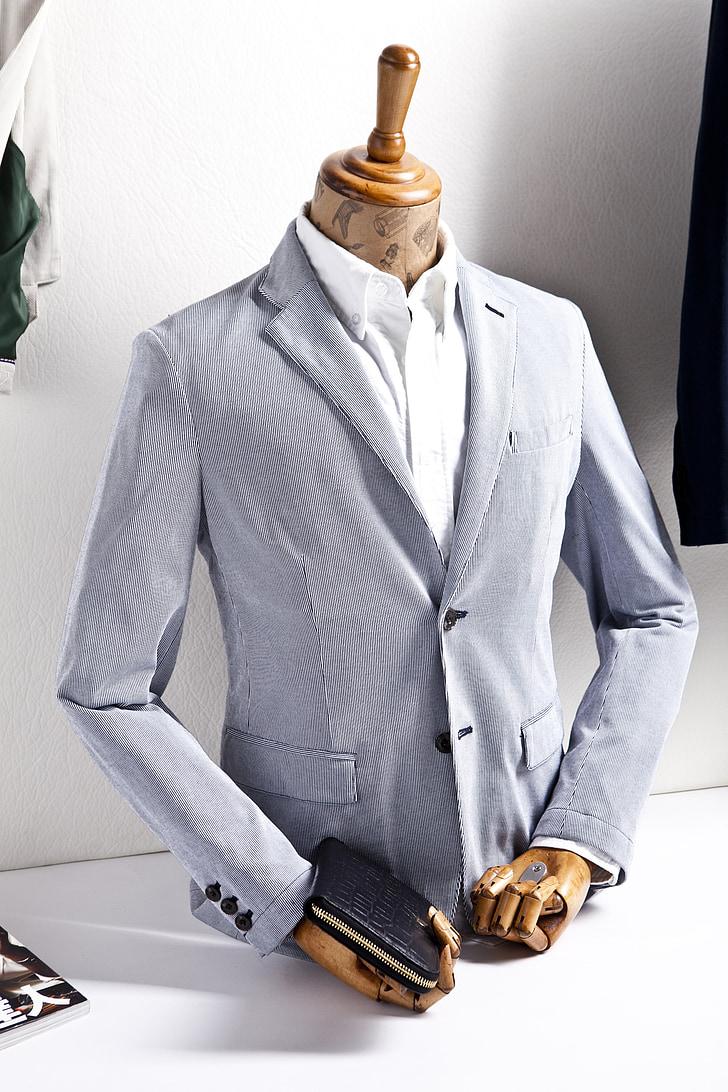 men, business, suit, stripes, shoe, magazine, leisure