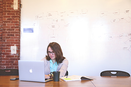 student, woman, startup, business, people, students, office