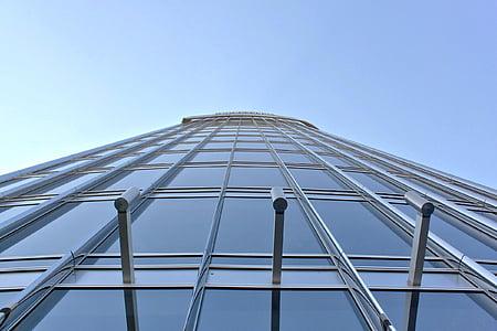 architecture, the skyscraper, buildings, office building, skyscrapers, dubai, façades