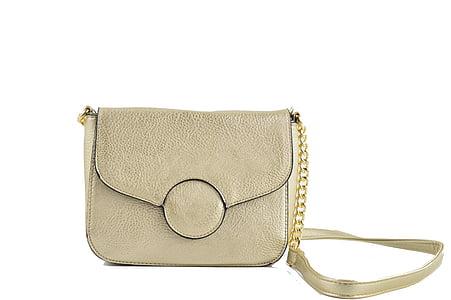 棕色袋, 时尚, 袋肩包, 个人配件, 单个对象, 钱包, 袋
