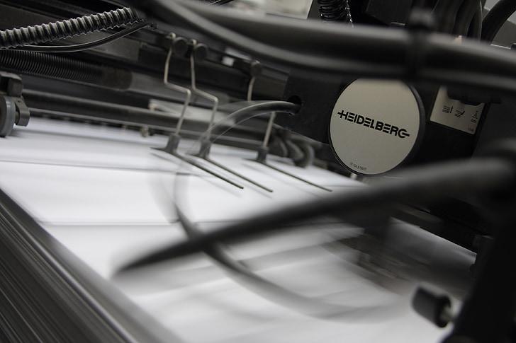 impressió, òfset, gràfic, document, producció gràfica, impresos, tecnologia