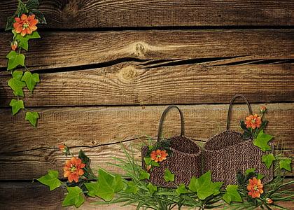 lilled, maamees, korvid, lehed, Sügis, teenetemärgi, tänupüha