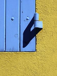 Prantsusmaa, Provence, akna, Lõuna, Holiday, Värvid, Shadow