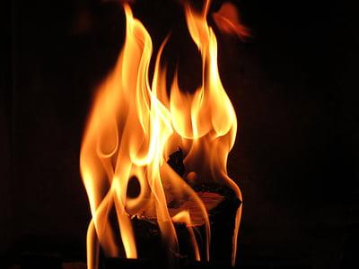 flama, foc, llar de foc, calor, Heiss, càlid, cremar
