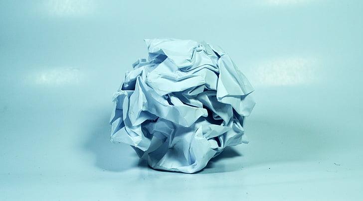purustatud paber, paber, purustatud, viha, vihane, viga