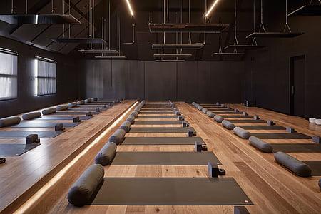 Yoga, salle de gym, cours d'yoga, Melbourne, sport