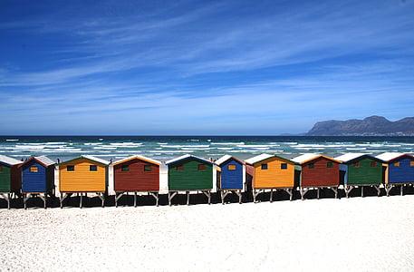 platja, casa de camp, Cases rurals, casetes de platja, Mar, vacances, la Costa