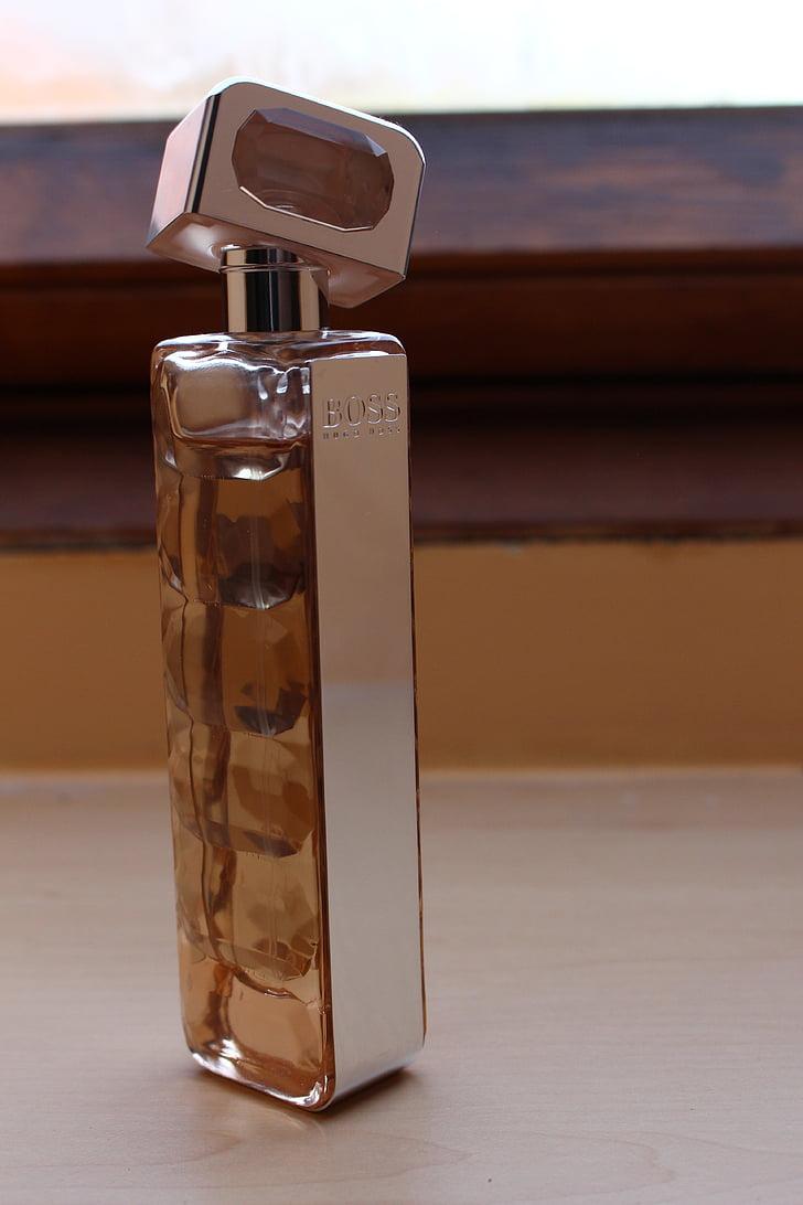 parfum, fľaša, kozmetiky
