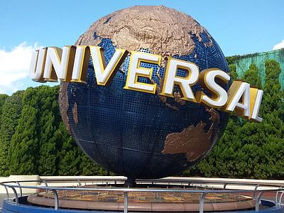 symbol, universal studio, osaka, japan