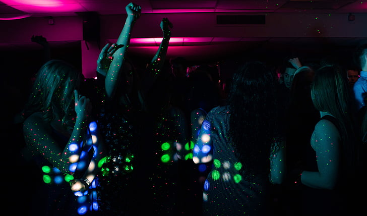 adults, audience, band, bar, blur, celebration, club