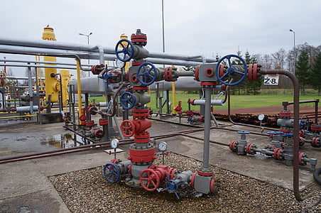 mine, oil, extraction, pipeline, pipe - Tube, industry, natural Gas