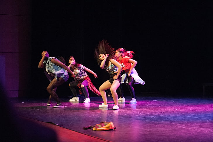 dance, hiphop, stage, breakdancing, attractive, dancing, performance