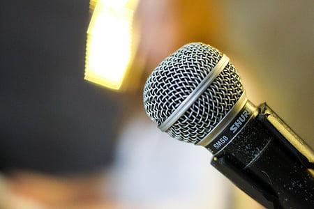 audio, mic, microphone, recording