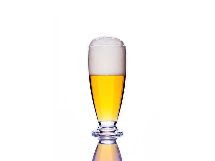 cervesa, beguda, l'alcohol, begudes, Partit, vidre, bar
