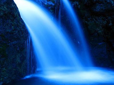 vee, juga, jõgi, loodus, sinine, oja