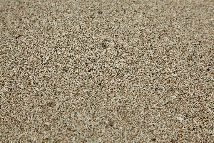 Sha, peščene plaže, pesek