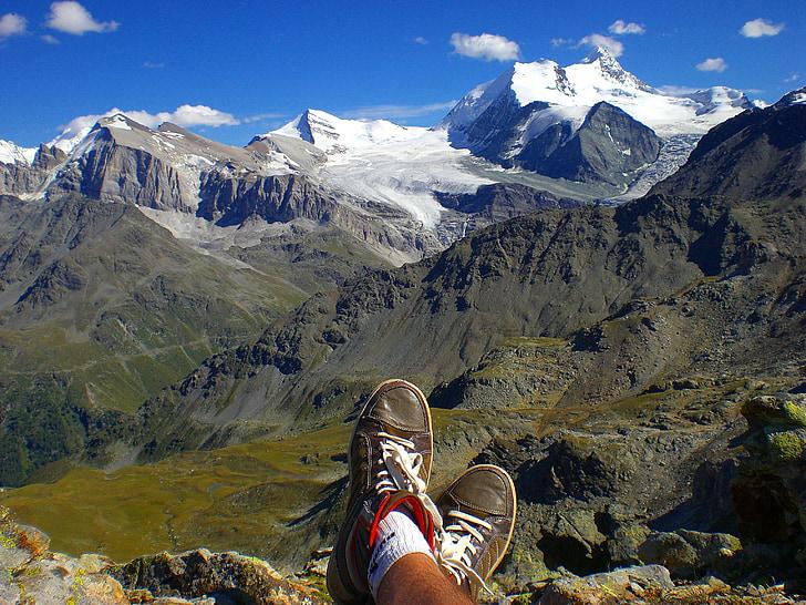 góry, wakacje, zrelaksować się, programu Outlook, góry, odzyskiwanie