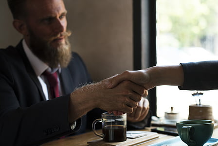 agreement, blur, close-up, coffee, corporate, cup, deal