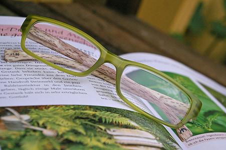 แว่นตา, ดู, ภาพรวม, ความคมชัด, อ่าน, ช่วยอ่าน, แว่นตาอ่านหนังสือ