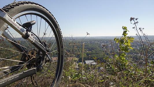 bicikl, Zreli, brdski bicikl, kolo, žbice, biciklizam, bicikl gume