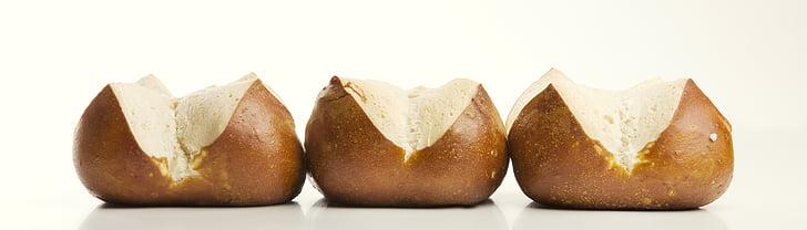leib, rulli, toidu, Krõbe, Küpseta, maitsev, küpsetised