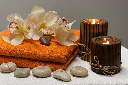 wellness, masáž, odpočinek, relaxační, Lázně, relaxace, fyzioterapie