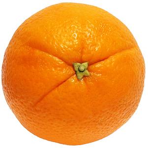 pomarańczowy, owoce, dojrzałe, jedzenie, żywności, naturalne, witaminy